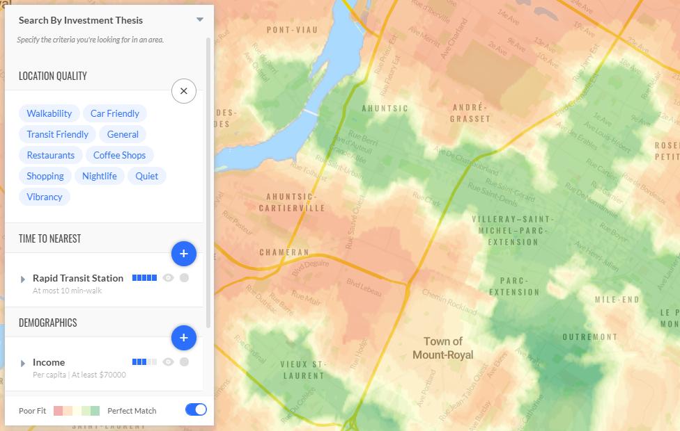 Screenshot of Local Analytics